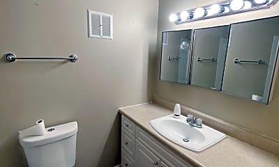 Bathroom, 7445 Hazelcrest Dr, 1