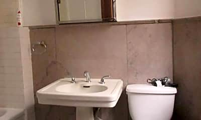 Bathroom, 325 W 89th St, 2