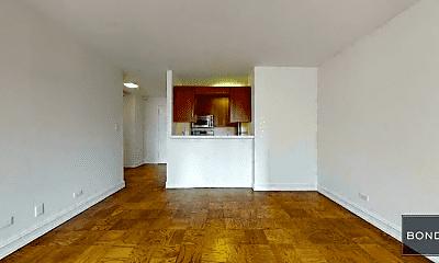 Living Room, 440 E 71st St, 1