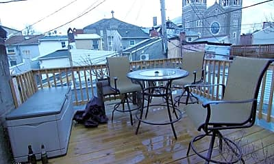 Patio / Deck, 2108 Eastern Ave, 1