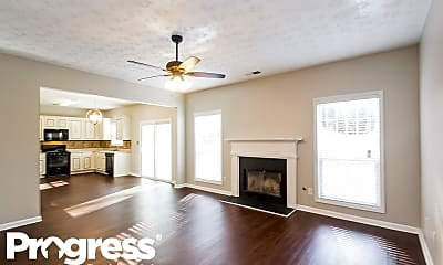 Living Room, 229 Winthrop Ln, 1