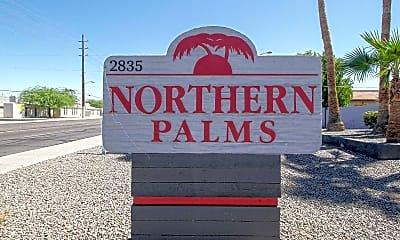 Community Signage, Northern Palms, 2