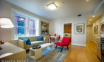 Living Room, 1712 17th St NW, 0