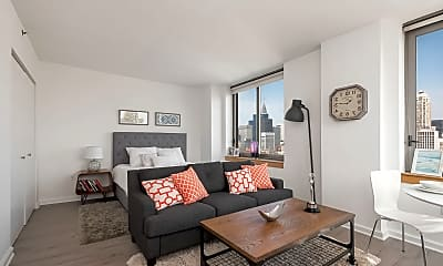 Living Room, 35 W 33rd St 11-B, 1