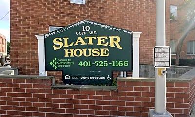 Slater House, 1