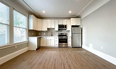 Living Room, 2030 Fell St, 0
