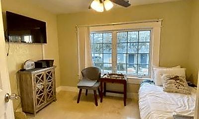 Bedroom, 518 M St, 2
