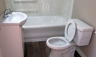 Bathroom, 4226 S Clinton St, 2