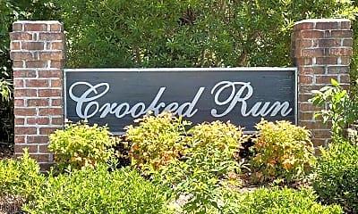 Community Signage, 127 Crooked Run Dr, 2