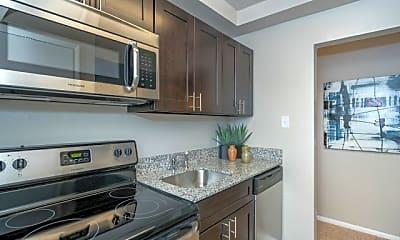 Kitchen, Elevations One, 1