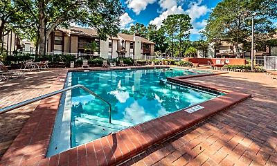 Pool, 1747 Hampton Ln, 1