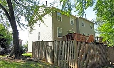 Building, 9602 Blake Ln, 2