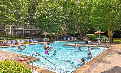 Pool, Shiloh Green, 1