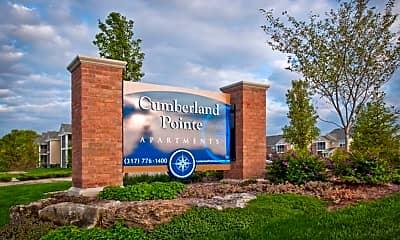 Community Signage, Cumberland Pointe, 0