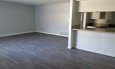 Living Room, Normandy Apartments, 0