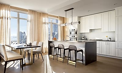 Dining Room, 514 N Peshtigo Ct 3711, 1