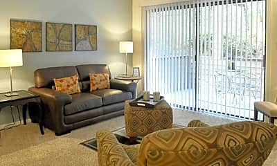 Living Room, Reserve At Peachtree Corners, 1