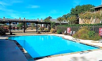 Pool, Autumn Breeze, 1