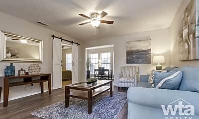 Living Room, 7920 San Felipe Blvd, 0
