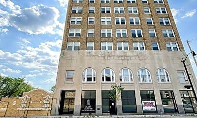 Building, 1109 Jackson St, 1