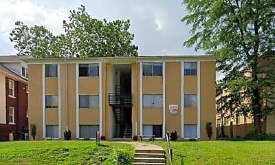 Building, 293 E 15th Ave, 1