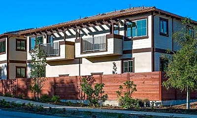 Building, Old Agoura Apartments, 1