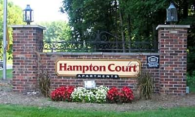 Hampton Court Apartments of Indianapolis, 2