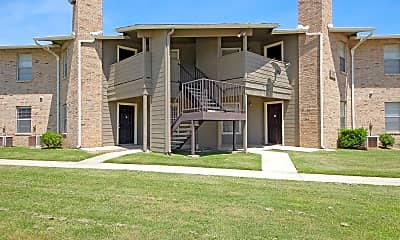 Building, Mack Park, 0