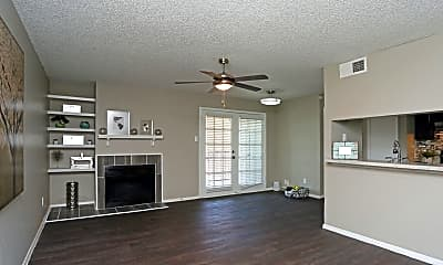 Living Room, 3 Thousand One Crystal Springs, 0