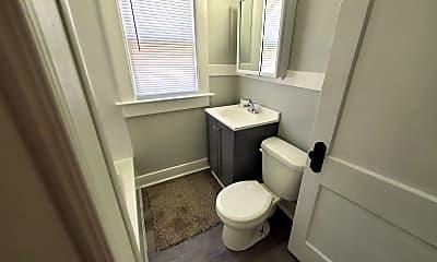 Bathroom, 619 N Collett St, 2