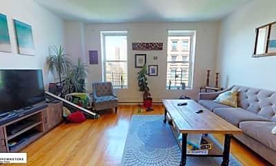 Living Room, 387 Clinton St, 1