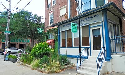 Building, 4237 Baltimore Ave, 2