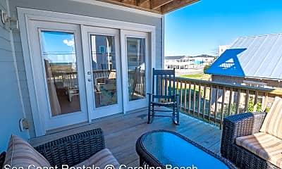 Patio / Deck, 300 Carolina Beach Ave S, 2