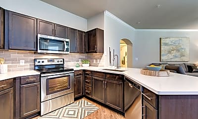 Kitchen, The Marquis at Cinco Ranch, 1