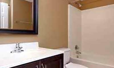 Bathroom, Roanoke Apartments, 2