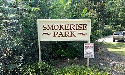 Smokerise Park, 1