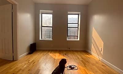 Living Room, 536 W 158th St 61, 0