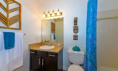 Bathroom, Lakeside at Arbor Place, 2