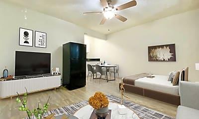Living Room, 4451 Lockwood Ave, 1