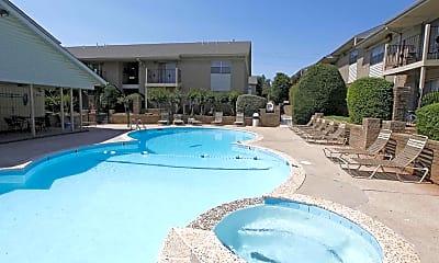 Pool, Ambassador House, 1