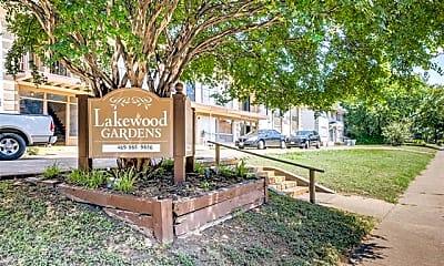 Community Signage, 5917 Gaston Ave 202-17, 2