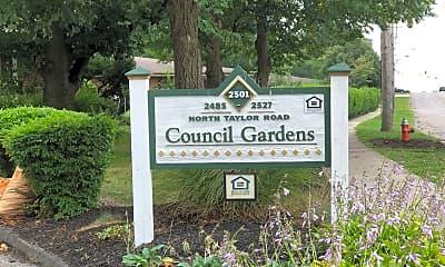 Council Gardens, 1