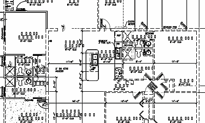 Patio / Deck, 1208 W 6th St, 2