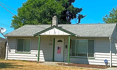 Building, 3310 NE 6th St, 2