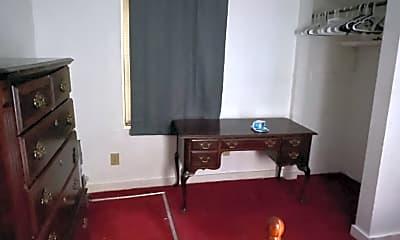 Bedroom, 60 Rogge St, 1