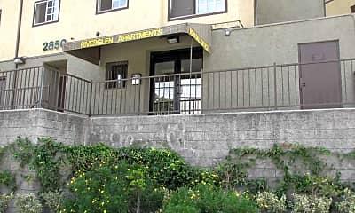 Building, Riverglen, 1
