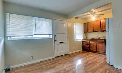 Living Room, 3601 Hereford St, 1