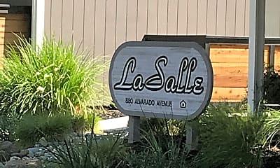 La Salle Apartments, 1