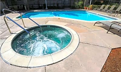Pool, Summerhill Terrace, 1