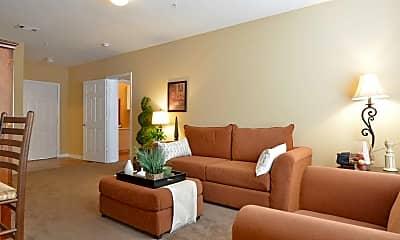 Living Room, Catalina Village, 1